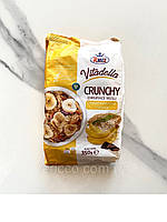 Мюслі Crunchy з бананом та шоколадом 350г