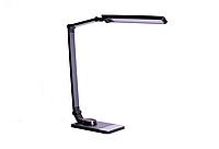 Z-Light Светильник настольный 10W светодиодный плоский складной чёрный ZL 50032