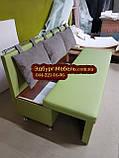 Диван для узкой комнаты с ящиком + спальным местом 1800х500х870мм, фото 3