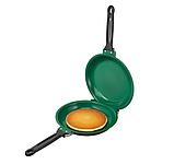 Двухсторонняя сковорода для приготовления блинов и панкейков Ceramic Non Stick Pancake Maker | блинница, фото 3