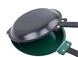 Двухсторонняя сковорода для приготовления блинов и панкейков Ceramic Non Stick Pancake Maker | блинница, фото 4