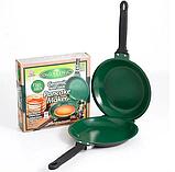 Двухсторонняя сковорода для приготовления блинов и панкейков Ceramic Non Stick Pancake Maker | блинница, фото 7