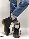 Жіночі черевики Dr. Martens JADON (Хутро), фото 3