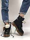 Женские ботинки Dr. Martens JADON (Мех), фото 2