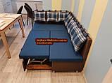 Кухонный уголок с подушками в рисунок, фото 5