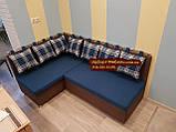 Кухонный уголок с подушками в рисунок, фото 7