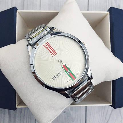 Gucci 9201 Silver-White, фото 2