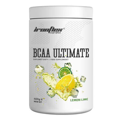 БЦАА, Ironflex BCAA Ultimate Instant 400 грамм, Киви-Агрус