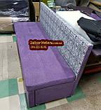 Диван для узкой и длинной комнаты с ящиком + спальным местом 1800х600х850мм, фото 2