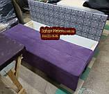 Диван для узкой и длинной комнаты с ящиком + спальным местом 1800х600х850мм, фото 6