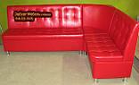 Кухонный диван Квадро 3 части 220х145см, фото 2