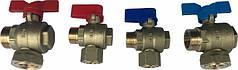 Комплект подключения газового котла