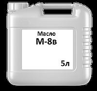Масло моторне М-8в кан. 5л