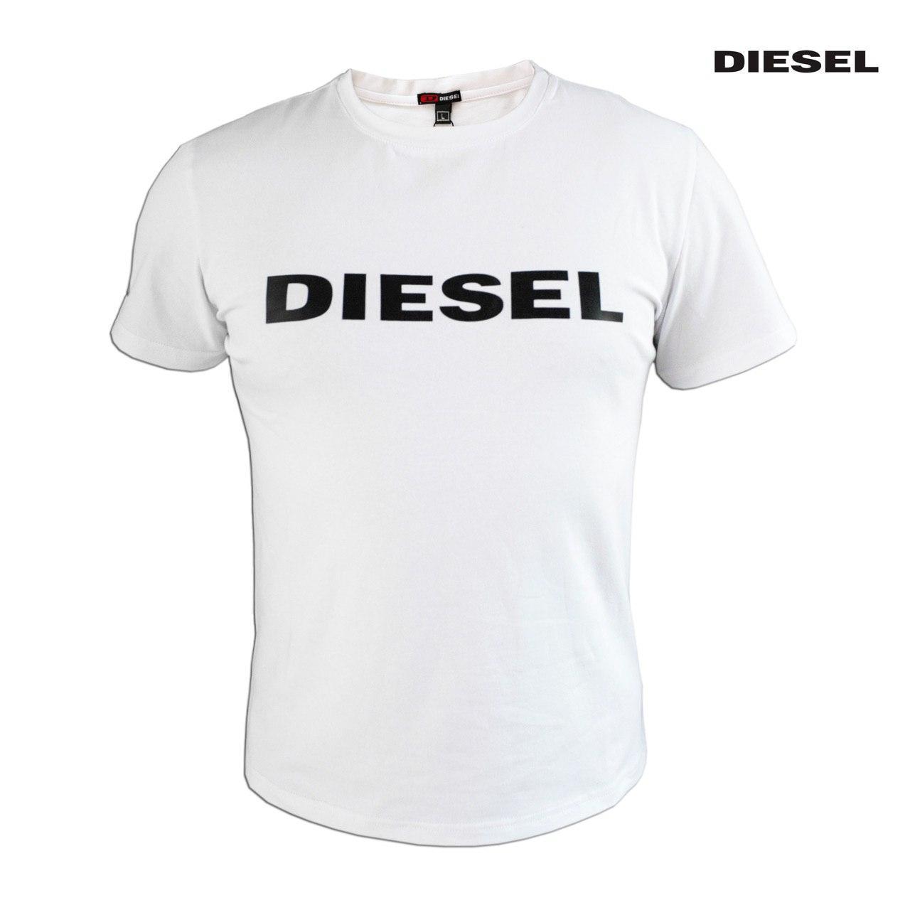 Мужская футболка. Реплика DIESEL Мужская одежда