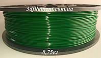 Пластик PLA (ПЛА) Темно зелений