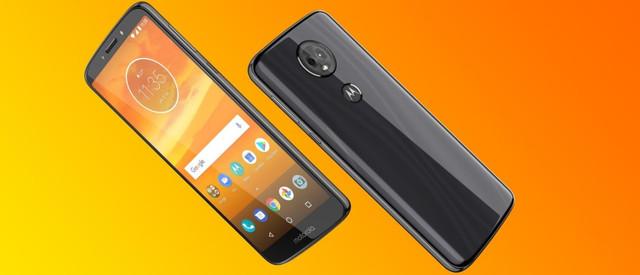 Смартфон Motorola E5 Plus