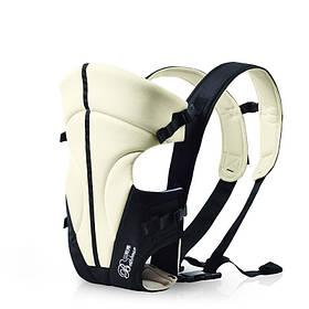 Слинг для новорожденных Bethbear. Эрго рюкзак переноска для детей. Сумка рюкзак кенгуру. Эргорюкзак