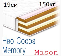Беспружинный матрас heo cocos memory