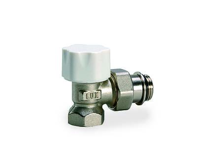 """Кран радиаторный термостатический угловой 1/2"""" o-ring  (с уплотнением), фото 2"""