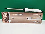 Плойка для афро-кудрей PROMOZER MZ 2218 9мм, фото 8