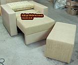 Кресло со спальным местом и приставным пуфом, фото 6