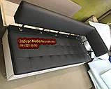 Диван для кухни Экстерн со спальным местом 1800х650х850мм, фото 3