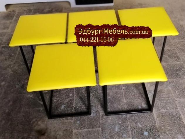 Смарт пуф, смарт мебель , пуф желтый