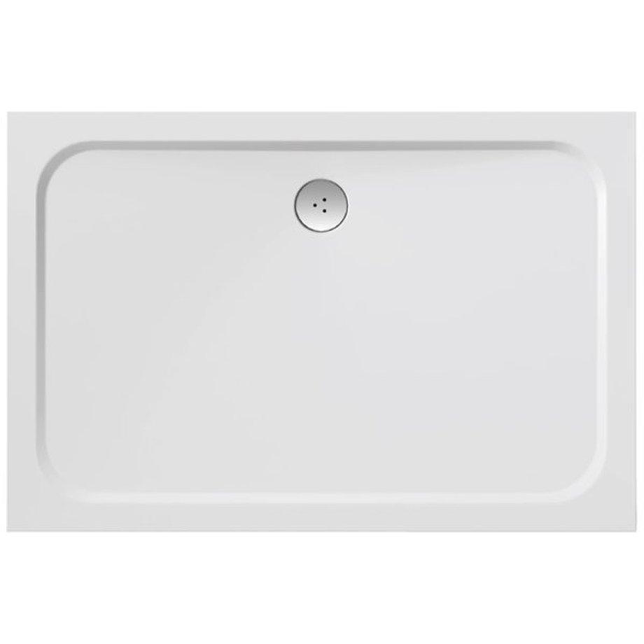 Піддон GIGANT 120x80 PRO Chrome білий