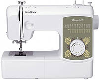 Швейная машина Brother Vitrage M75, электромех., 51 Вт, 25 швейных операций, фото 1