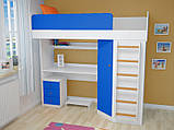 Мебельный комплект с угловым шкафом, Детская мебель, фото 2