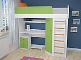 Мебельный комплект с угловым шкафом, Детская мебель, фото 4