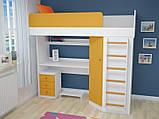 Мебельный комплект с угловым шкафом, Детская мебель, фото 5