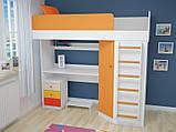 Мебельный комплект с угловым шкафом, Детская мебель, фото 7
