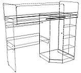Мебельный комплект с угловым шкафом, Детская мебель, фото 8