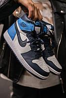 Чоловічі кросівки Nike Air Jordan 1 Retro \ Найк Аір Джордан 1 Ретро \ Чоловічі кросівки Найк Аір Джордан
