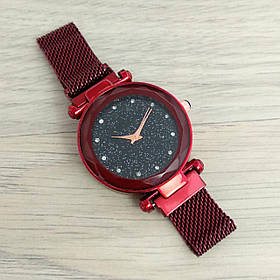 Geneva Starry Sky Red-Black