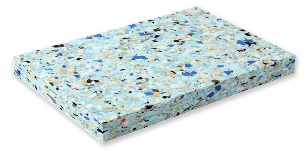 Поролон мебельный ВВ 120 (вторичного вспенивания) размер 200*100 см