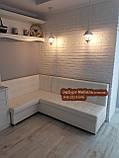 Кухонный уголок со спальным местом и прошивкой, фото 2