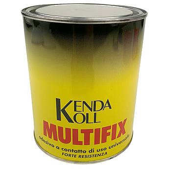 MULTIFIX клей универсальный  для кожзама, кожи, пвх (сильной фиксации) 1кг