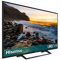 """Дешевый LED Телевизор с цифровым тюнером Hisense tv smart 46"""" 1920*1080p Android 9.0 с защитным стеклом"""