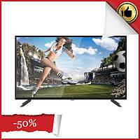 "Дешевый 3d LED Телевизор с цифровым тюнером DVB-T2 tv smart 60"" 3840*2160(UHD) Android 9.0"