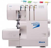 Оверлок Minerva M3335DS, 1300 об/мин, 6 строчек, светодиод