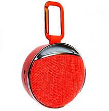 Беспроводная колонка Bluetooth JBL С6, недорогая портативная колонка с SD, FM, карабином и фонариком