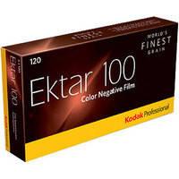 Профессиональная фотоплёнка kodak ektar 100 prof film 120x5 ww 5 штук (8314098)