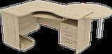 Полка для клавиатуры, офисная мебель, фото 2