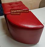 Комплект пуфов для дома или магазина, фото 2