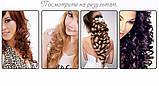 Профессиональная спиральная плойка для волос NOVA NHC-8988, щипцы для завивки и укладки локонов, фото 5