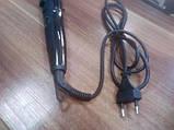 Профессиональная спиральная плойка для волос NOVA NHC-8988, щипцы для завивки и укладки локонов, фото 8