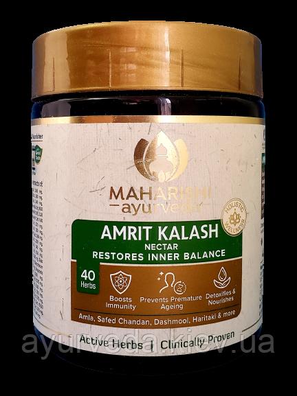 Махариши Амрит Калаш 4, паста 600 гр - антиоксидант, укрепление организма, устранение депрессии и зависимости