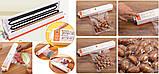 Вакууматор, Вакуумный упаковщик ручной продуктов Freshpack Pro, Бытовые вакуумные упаковщики для дома, фото 7